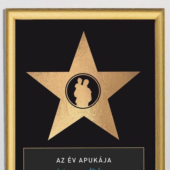 Az év hőse díj -  apukáknak