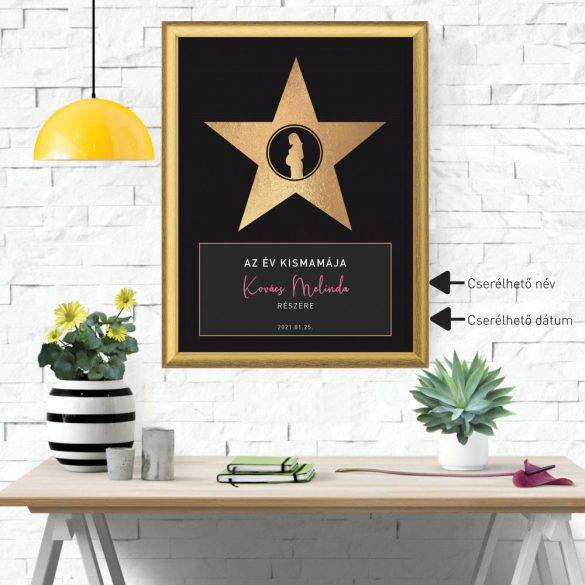 Az év hőse díj -  kismamamáknak