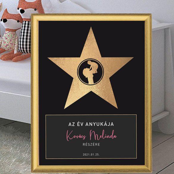 Az év hőse díj -  anyukáknak