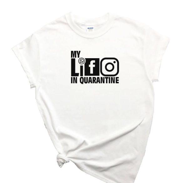 My life in qurantine_feher_egyedi-polo