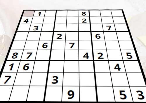online sudoku nagyon konnyu 01
